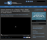 Perspectives on Ocean Science: Science Solutions for a Planet in Peril - Global Earth Science and Sustainability