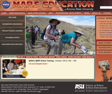 ASU Mars Education Program