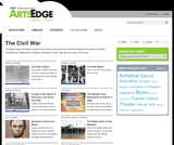 ArtsEdge Media Collection: Civil War