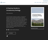 A Practical Guide to Introductory Geology