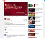 The Digestive System : The Mouth (18:02)