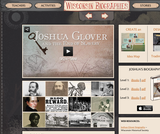 Joshua Glover Biography