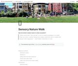 Sensory Nature Walk