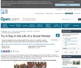 Day in the Life of a Social Worker