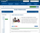 Grade 4 Module 3: Multi-Digit Multiplication and Division