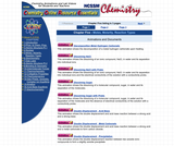 Chemistry Online Resource Essentials: Chapter 5 Moles, Molarity, Reaction Types