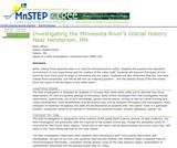Investigating the Minnesota River's Glacial History Near Henderson, MN