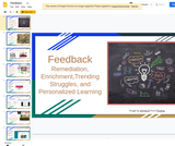 Ideas and Resources for Feedback