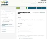 Kyle Rosenbaum PBL
