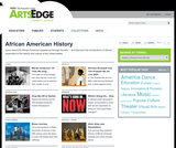 ArtsEdge Media Collection: African-American History