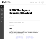 The Square Counting Shortcut
