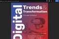 Syllabus:  Digital Trends and Transformations