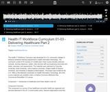 Delivering Health Care Part 2
