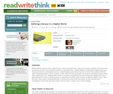 Defining Literacy in a Digital World