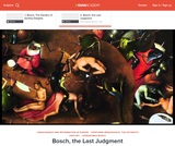 Bosch's The Last Judgement