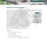 Exploratory Investigation