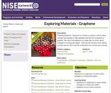 Exploring Materials - Graphene