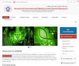 Annals of International medical and Dental Research