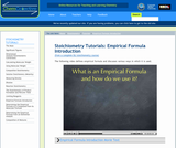Empirical Formula Defined