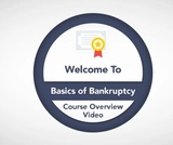 Basics of Bankruptcy Law