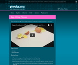 Egg-Citing Physics