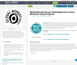 Global Nomads Group: Child Rights Curriculum (Semester-Long Program)