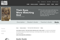 Their Eyes Were Watching God by Zora Neale Hurston - Audio Guide