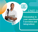 Orientation to the SmartBoard I (Revision)