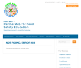 Fight Bac! Food Safety Curricula and Programs