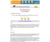 The Duck Story