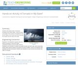 A Tornado in My State?