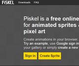 Pixel Art and Sprites with Piskelapp