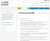 U.S. Government PBL