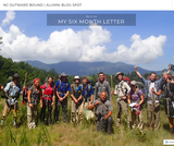 My Six Month Letter – NC Outward Bound