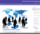 Entrepreneurship: Choosing a Business