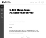 Hexagonal Pattern of Beehives