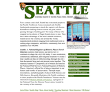 Seattle: A National Register of Historic Places Travel Itinerary