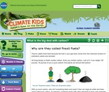 Climate Kids: What Is the Big Deal With Carbon?