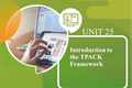 Introduction to the TPACK Framework