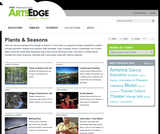 ArtsEdge Media Collection: Plants and Seasons