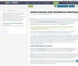 ASTEKO EGUNAK+ETB1 TELEBISTAKO ORDUTEGIA
