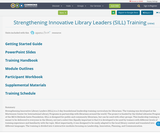 Strengthening Innovative Library Leaders (SILL) Training