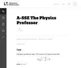 The Physics Professor