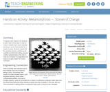 Metamorphosis — Stories of Change