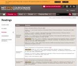 New Econometric Methods - Reading List