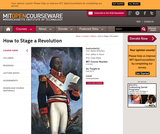 How to Stage a Revolution, Fall 2013
