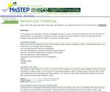 Balloon Car Challenge