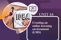 Creating Online Learning Environment (LMS)