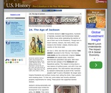 24. The Age of Jackson