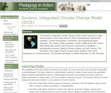 Dynamic Integrated Climate Change Model (DICE)
